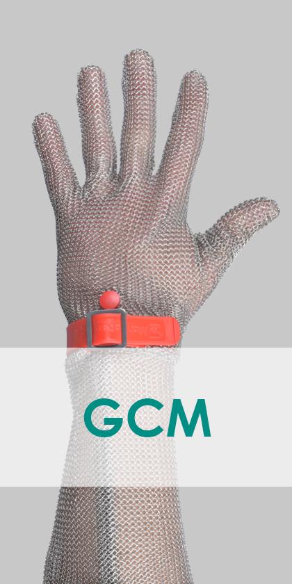 gant cotte de mailles GCM