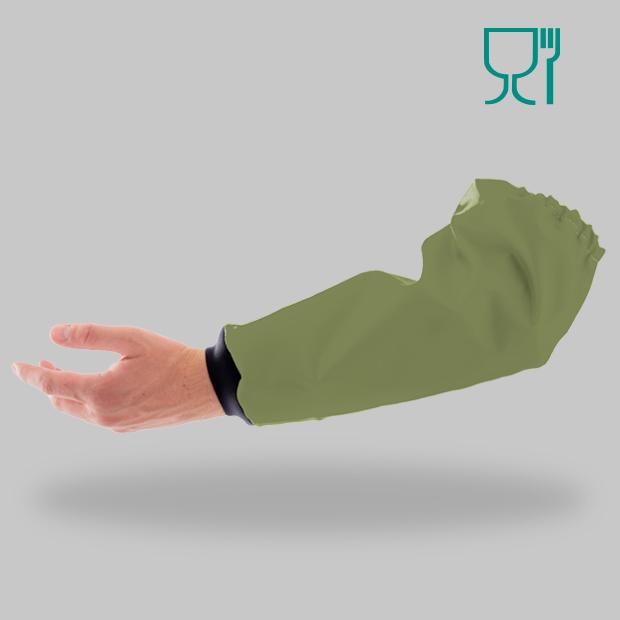 POLYURETHANE-JULIET-Manchettes-vert
