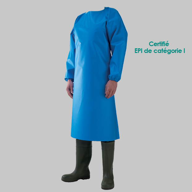 VINYLE-GOLF30-manches-EPI-bleu