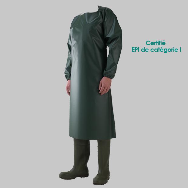 VINYLE-GOLF30-manches-EPI-vert-kaki