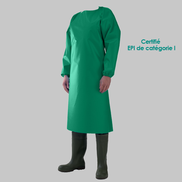 VINYLE-GOLF30-manches-EPI-vert