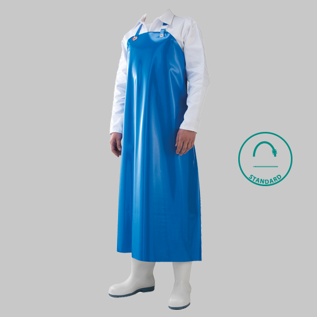 VINYLE-YANKEE-tablier-bleu