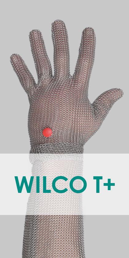 Gant cotte de mailles Wilco T+