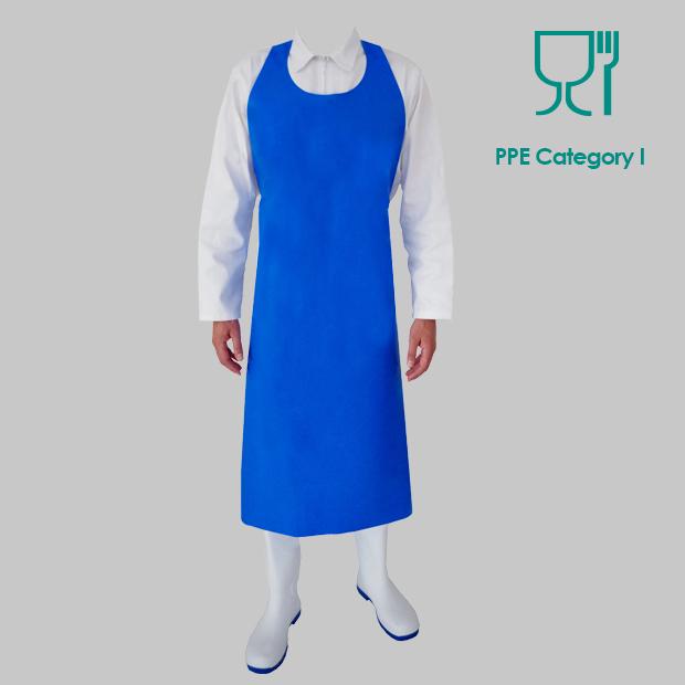 Polyurethane-DELTA-monobloc-blue-PPE