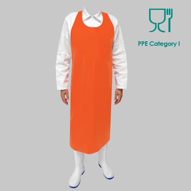 Polyurethane-DELTA-monobloc-orange-PPE