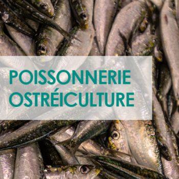POISSONNERIE-OSTREICULTURE