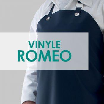 tablier ROMEO en vinyle